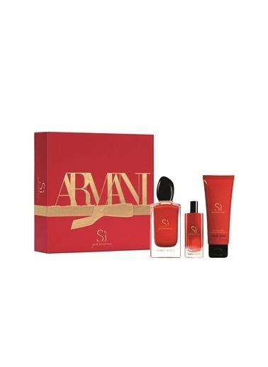 Armani Parfüm Set Renksiz